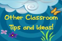 Misc Classroom Tips and Ideas!  http://pinterest.com/theocblog/other/