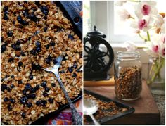 Ginger and Honey Roasted Oats with Coconut Oil