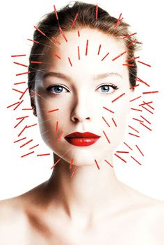 The newest technology in anti-aging: Dermapen treaments. Read more about this wrinkle-erasing procedure !