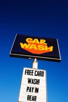 Card Wash: Card Breaches at Car Washes