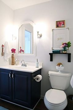 bathroom makeover  #KBHomes