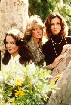 Charlie's Angels...one of my favorite 80's shows!