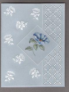 parchment card, card colour
