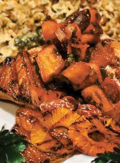 Cal's Special Pineapple Pork Recipe #housetrends #pineapple #pork #recipe