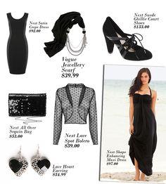 Noir Fashion