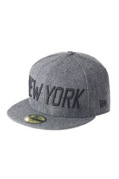 Marc Jacobs New Era Baseball Cap - New York $35