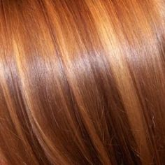 Naturally Highlighted Hair