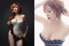 Christina Hendricks. Amazing