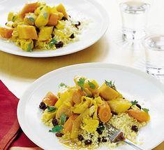 Mixed vegetable tagine | BBC Good Food