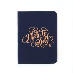 A2 Notebook Set, Nav