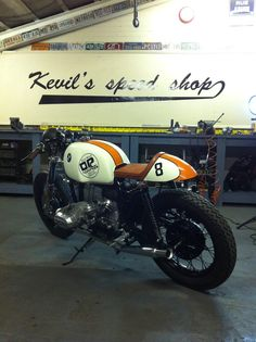 BMW R80 Cafe Racer ~ Return of the Cafe Racers