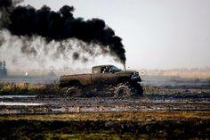 Okeechobee #Mudfest #RollCoal #Diesel #Trucks