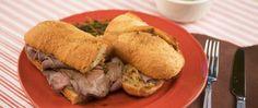 Emeril Lagasse's French Dip Sandwich for the Super Bowl | Taste Terminal