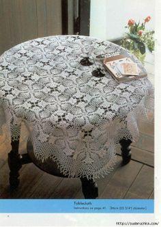 """""""Más de la piña de encaje: Fine Lace Crochet"""". Diario de crochet .. Discusión liveinternet - Servicio de Rusia Diarios Online"""