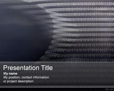 Free Bioinformatics PowerPoint Template