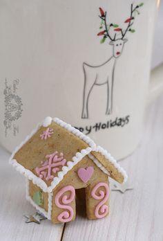 Christmas Cookies, Gingerbread Houses