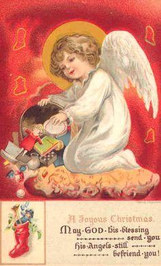 christma angel, angel 13