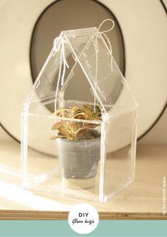 DIY glazen huis - Moodkids