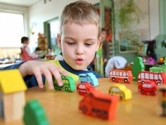 School Readiness - Preparing Children for Kindergarten and Beyond: Information for Parents