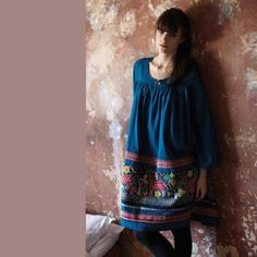 folk-inspired tunics from Plumo