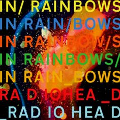 """In Rainbows - Radiohead. I remember how excited I was to do the 'pay what you want' digital download in '07.  Paid nothing but bought the vinyl box set with two broken records.  Still worth it though.  I could listen to this everyday. Favorite Track: """"Weird Fishes/Arpeggi"""""""