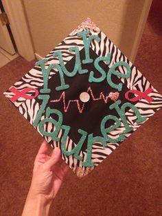 Nursing graduation cap! :)