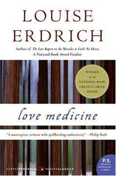 Love Medicine,  Buy it from our affiliate link at http://cleanbirth.org/volunteer/book-clubs/  #BookClubsSaveLives