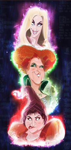Hocus Pocus - my all time favorite Halloween movie!!!