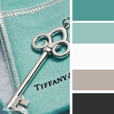 color palett, tiffani key, style, accessori, keys, tiffani blue, jewelri, color scheme, thing