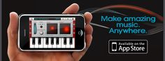 Software to let her create music on her iphone.