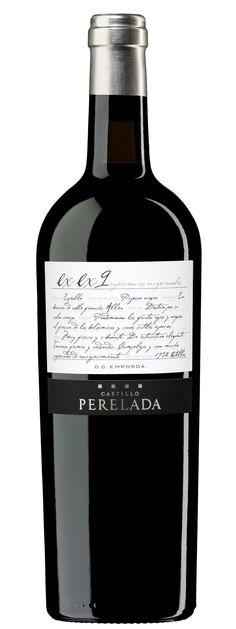 Ex Ex 9 es el nuevo vino de la colección Experiencias Excepcionales de Castillo Perelada. Imprescindible degustación para cualquier amante de los vinos... #Empordà