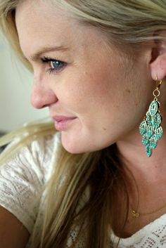 {Styled} by Tori Spelling DIY Jewelery!