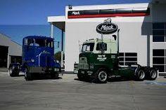2 H Model Mack Trucks