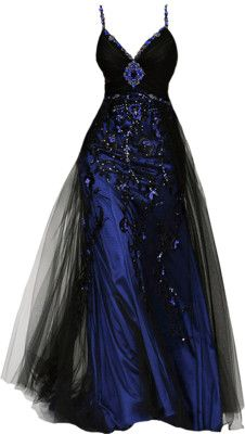 Jack Guisso couture - Midnight blue divinity ♥
