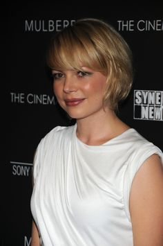 A history of Michelle Williams' hair transformations