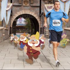 Disney 1/2 Marathon