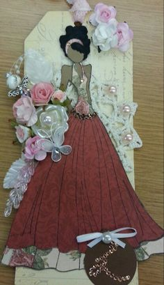 Lorrena is the largest NEW Prima Doll Stamp.
