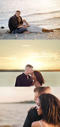 cute engagement photos :)))