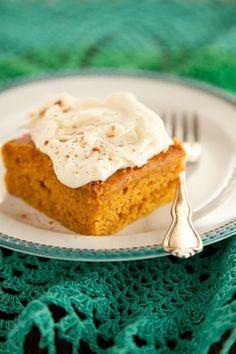 Paula Deen Pumpkin Bars Recipe