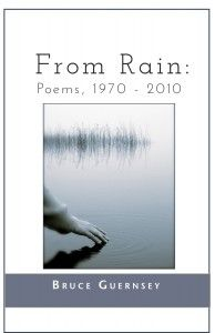 In simple, spare language the poetry in FROM RAIN: Poems, 1970-2010 examines the common objects around us as if they were clues to solving some kind of mystery. Ice, glass, stones, moss, and similar inanimate things take on meaning as the poet seeks to answer who and why we are.