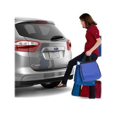 Available Hands-Free Liftgate on the 2013 C-MAX Hybrid