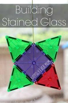 Building Stained Glass - Happily Ever Mom