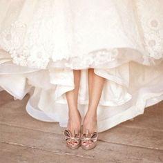The Ultimate Wedding Shoe Guide @Scarlet Biberstein