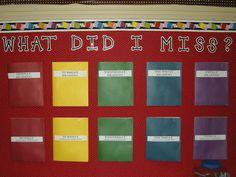 Language Arts Bulletin Board Ideas | Mrs. Beers' 6th Grade Language Arts: Favorite Teaching Tools