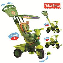 Fisher-Price 3-in-1 Trike - Green - Fisher-Price - Toys R Us