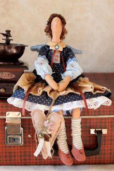 Felicidade costurar e criar ..: Abigail