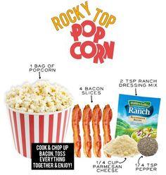 Rocky Top Popcorn