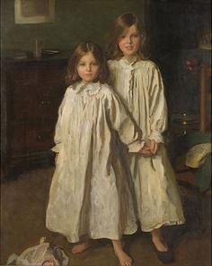 harrington mann, children portrait