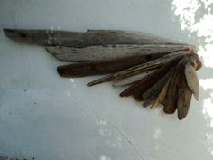 'angel wing' by Peter Gilbert, Sintra (Portugal) artist.