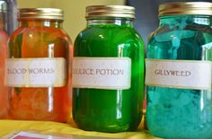 The Ultimate Science Harry Potter Party